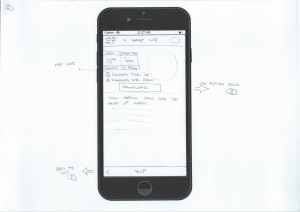 Screen Wireframe